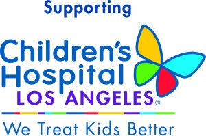 CHLA Butterfly Logo