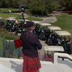 PCCH Golf Tourney Bagpipes