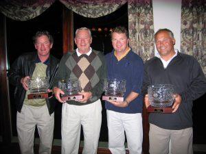 Joe Leimbach, Chuck Leimbach, Craig Halverson and John Demerjian