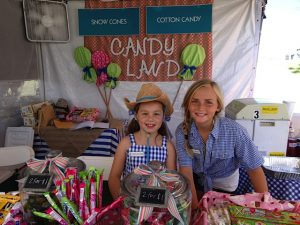 """Kaitlyn Cobb and Great Wendorrf helped satisfy everyone's """"Sweet Tooth""""!"""